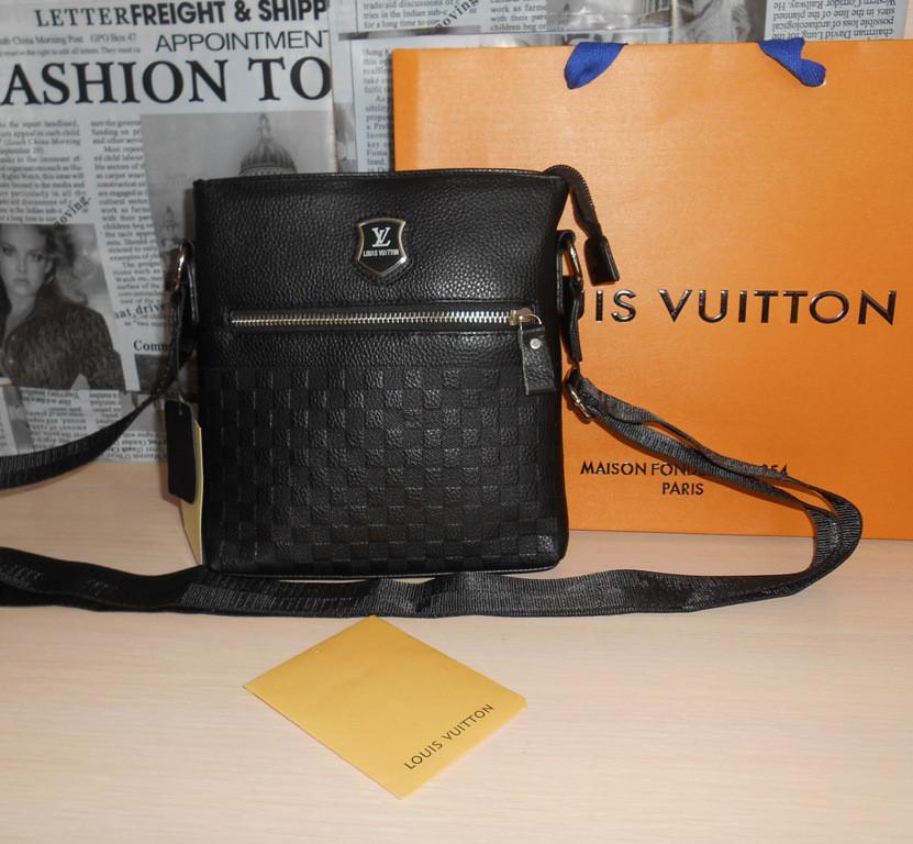 9242b0c4ad9c Сумка мужская Louis Vuitton кожа, Италия, цена 1 490 грн., купить в ...