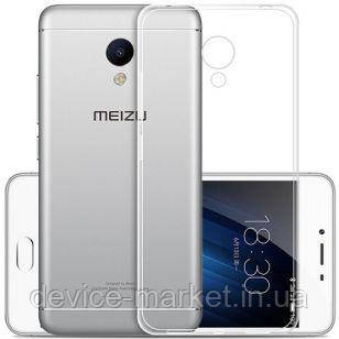 Чехол Meizu M3 Note силиконовый