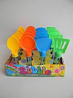 Мыльные пузыри - Лопатка, 16 см, 24 шт