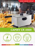 Фритюрница Camry CR 4909 3,0 л