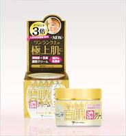 Крем-эмульсия концентрированная Miccosmo White Label Placenta Rich Gold Cream с экстрактом плаценты 65 мл