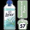 Кондиционер для белья Lenor Альпийские луга, 1.8 л 57 стир