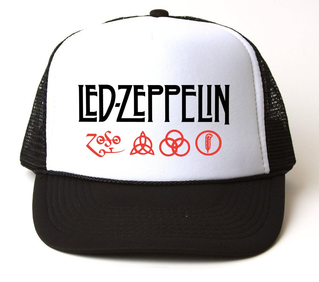 Кепка-тракер Led Zeppelin - Logo