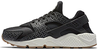 "Женские кроссовки Nike Air Huarache Premium Running ""Black"""