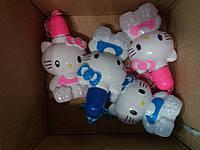 """Мыльные пузыри на шнурке """"Hello Kitty"""""""