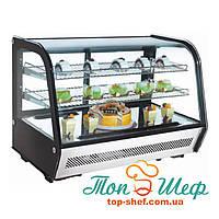 Холодильная витрина EWT INOX RTW-160L, фото 1