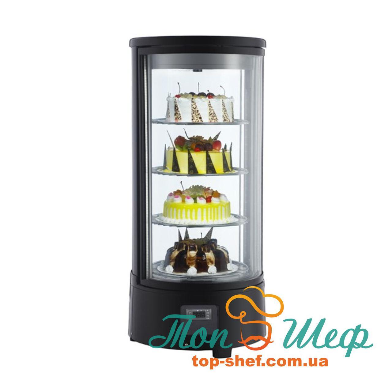 Холодильная витрина EWT INOX RTС-72L