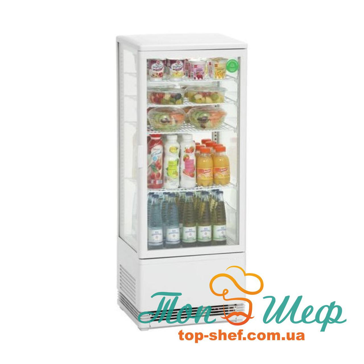 Витрина холодильная EWT INOX RT98L