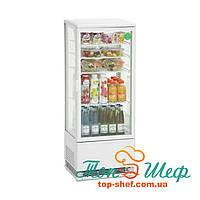 Витрина холодильная EWT INOX RT98L, фото 1