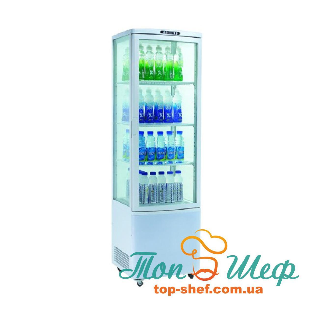 Холодильная витрина EWT INOX RT280L