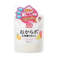 Крем-пенка для умывания Miccosmo Okalab Natural Wash с изофлавонами сои 130 мл