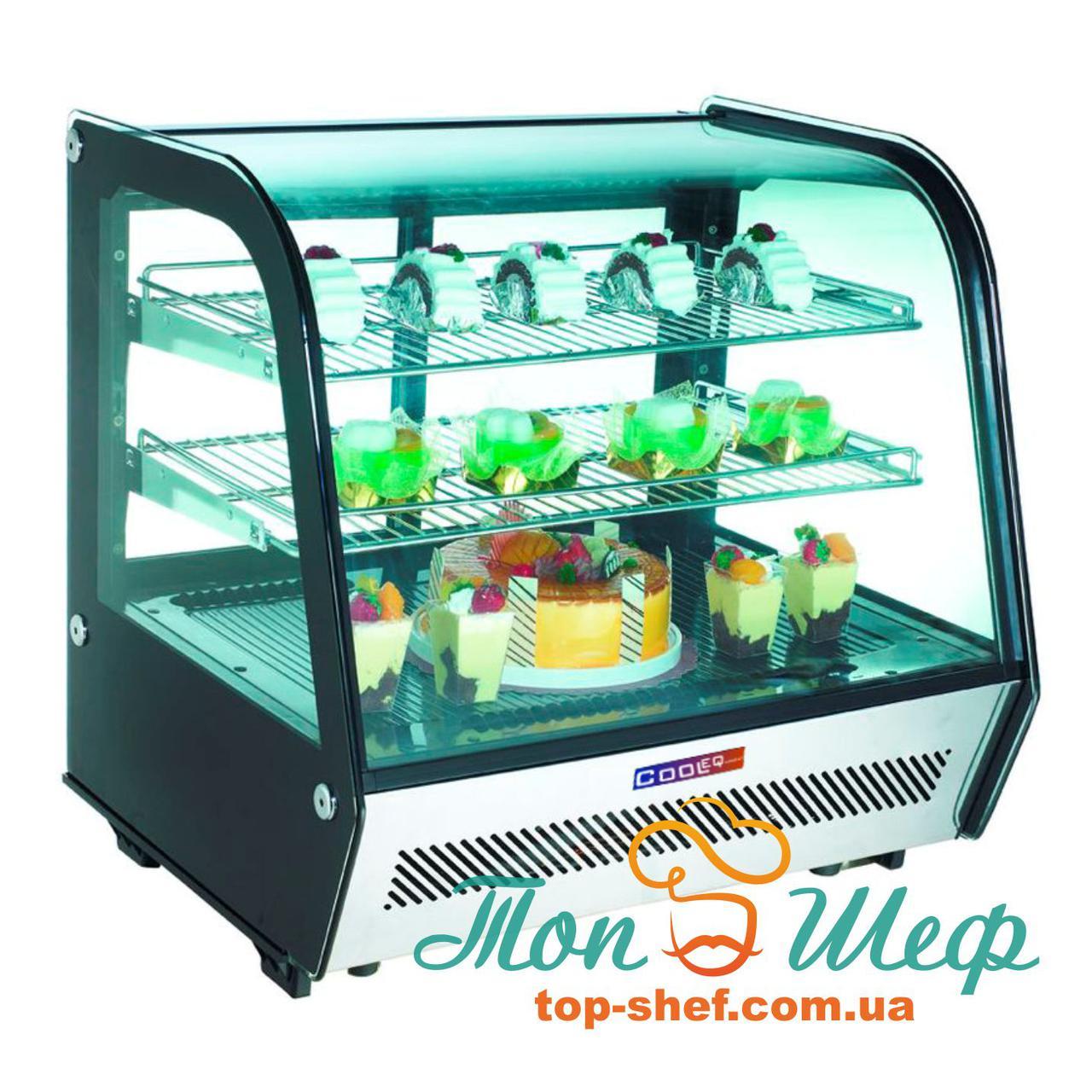 Холодильная витрина Cooleq СW-120