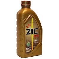 Моторное масло ZIC X9 LS Diesel SN/CF 5W-40 1 л.