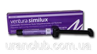 Ventura Similux - универсальный фотополимеризуемый микрогибридный композит