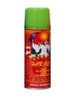 Спрей-краска для волос Салатовая аэрозоль 250 мл Смывающаяся, фото 1