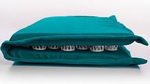 Акупунктурный массажный коврик для ног (складной) 43х40 см, фото 2