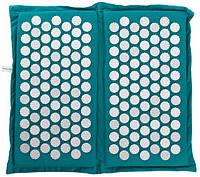 Массажный игольчатый коврик для стоп (Акупунктурный) 43х40 см
