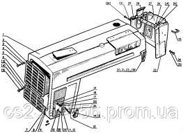 Боковина МТЗ  70-8402090 (кабіна)