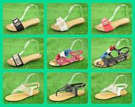 Женская летняя обувь большой выбор разные размеры Не пропустите