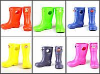 -10% Качественные детские сапожки, защитят от дождя и грязи маленькие ножки