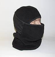 Балаклава (подшлемник, маска, шарф). Очень тёплая (до-40С)! Флис на меху!, фото 1