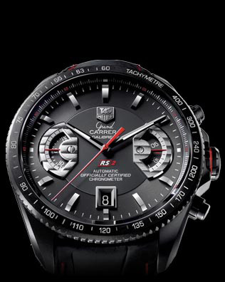 Часы TAG Heuer: Grand Carrera
