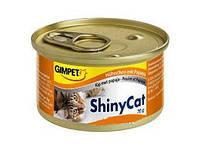 Консервы Gimborn GIMPET для котов курица и папайя 0,07 кг