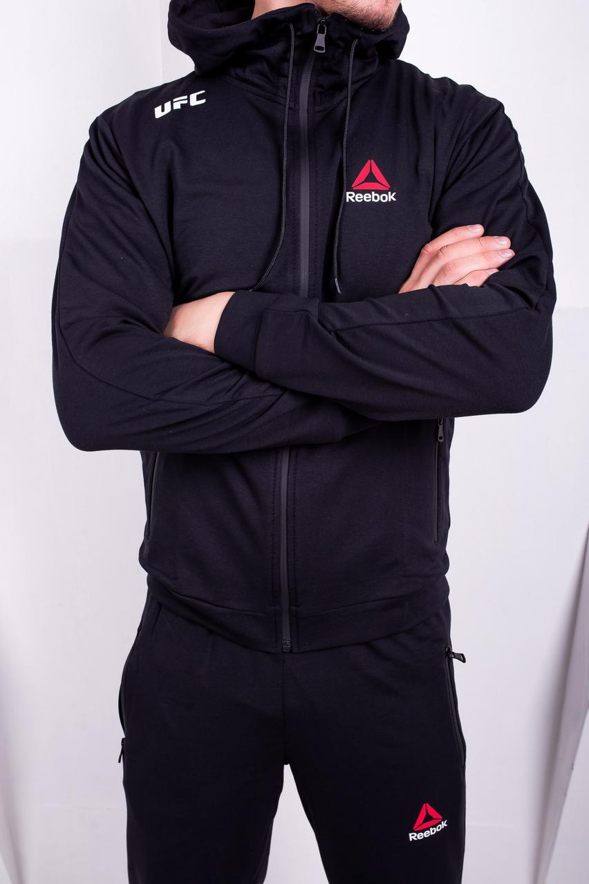 c8ef0360d9f Спортивный костюм в стиле Reebok UFC BLACK  заказ
