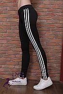 """Лосины спортивные """" CrossFit"""" черный, 42"""