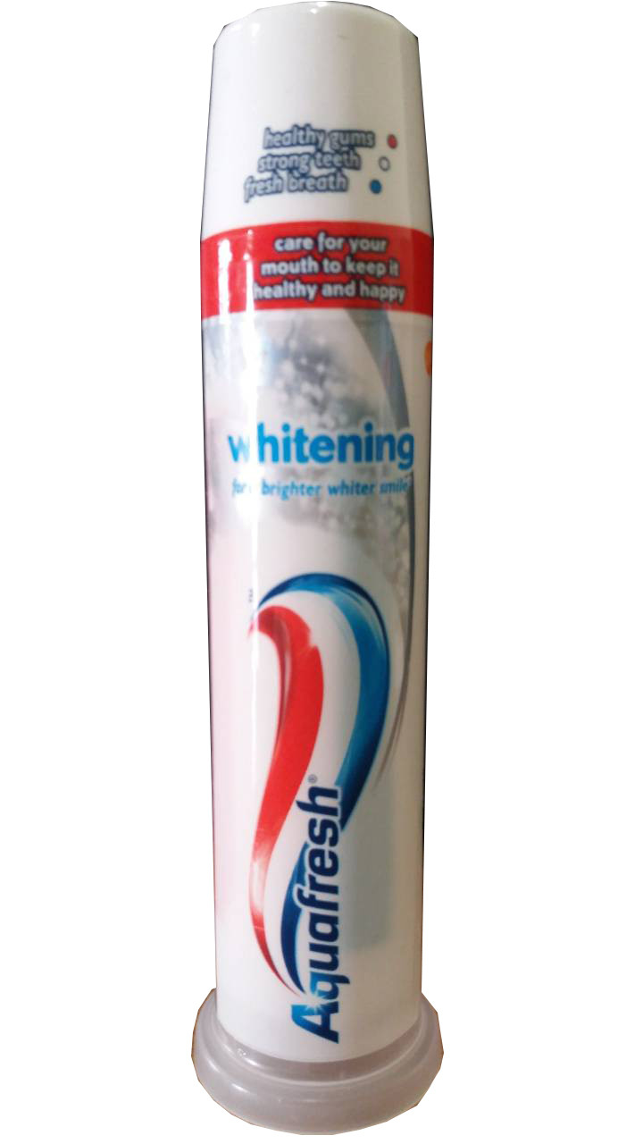 Зубная паста Aquafresh Whitening 100 мл