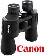 БИНОКЛЬ Canon 20x50 с чехлом, Водонепроницаемый, бинокль кенон, бинокль 50 на 20, бинокль опт и розница