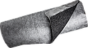 Євробар'єр F150 Juta дренажна мембрана для фальцових дахів 500г/м.кв. Дренажная мембрана Евробарьер F150 Юта, фото 3