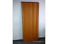 Дверь гармошка - цвет вишня, размер 140х200см!