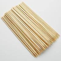 Зубочистка бамбуковая одностронняя L 65 мм (уп 1000 шт)