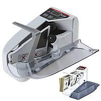 Машинка для счета денег Handy Counter V30 ручная Батарейки/220 V, аппарат для счета денег, счетный аппарат,