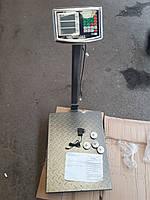 Весы торговые WIMPEX 500 кг  (усиленная платформа)