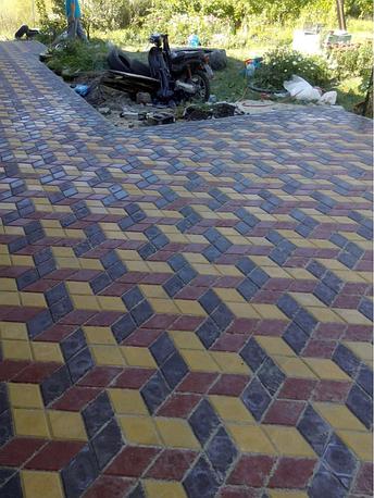 """Тротуарная плитка """"Ромб"""", фото 2"""