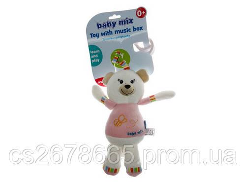 Подвеска музыкальная Медвежонок 9525 Baby Mix
