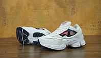 Кроссовки Adidas x Raf Simons Ozweego 2. Живое фото. Топ качество (Реплика ААА+)