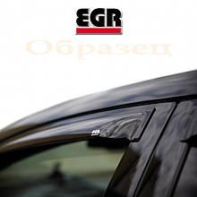 Дефлекторы окон ветровики на  Kia Cerato 2009-2012 4шт (EGR)