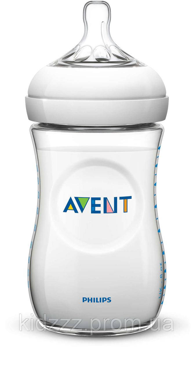 Бутылочка для кормления Philips AVENT Natural 2.0 260 мл (Филипс Авент)