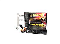 Спутниковый ресивер Tiger F1 HD Dolby Digital AC3