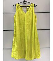 Платье женское Оld navy на высокий рост плечи кроше Летнее