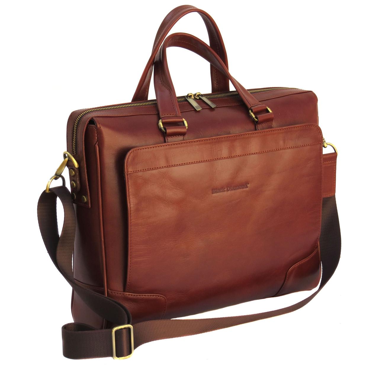 68b74227f8db Мужская кожаная сумка Black Diamond BD10C: продажа, цена в Николаеве ...