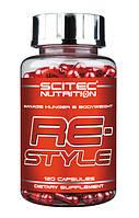 Жиросжигатель Scitec Nutrition ReStyle 120 caps
