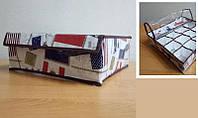 Органайзер для белья с прозрачной крышкой на 16 секций, flag