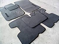 Ворсовые коврики в салон DACIA Logan с 2004-2012 гг.