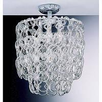 Потолочный светильник ideal lux alba pl 7