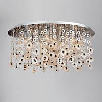 Потолочный светильник ideal lux pavone pl9
