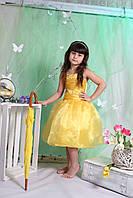Нарядное платье для девочки №467